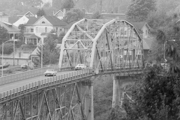 09/19/88 Manette Bridge Steve Zugschwerdt / Bremerton Sun