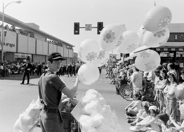05/20/78 Armed Forces Day Parade Bob Reeder / Bremerton Sun