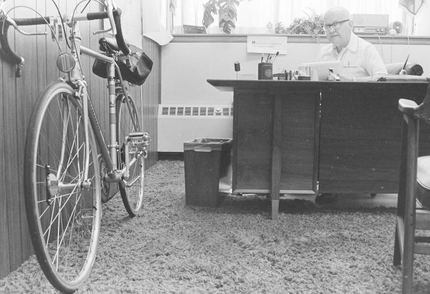 05/30/78 Bob Stewart and Bike