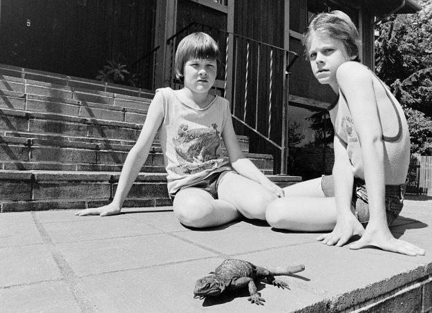 06/01/78 Lizard Ron Ramey / Bremerton Sun