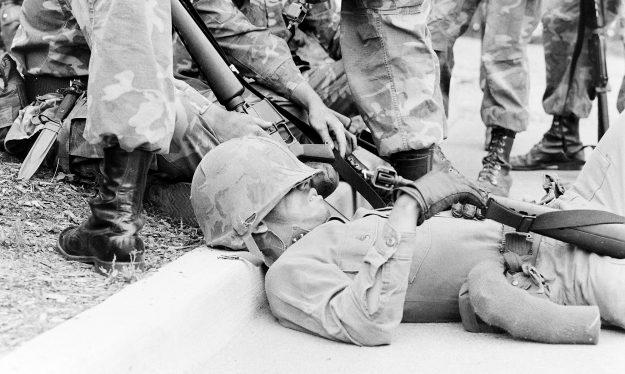 06/08/78 Marines Bob Reeder / Bremerton Sun