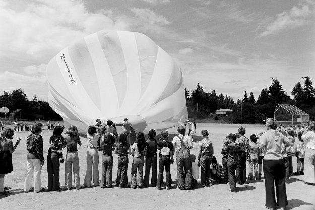 06/09/78 Balloon Bob Reeder / Bremerton Sun