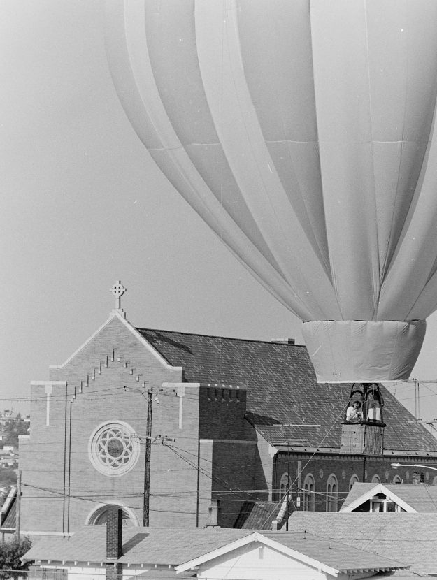 07/07/78 Balloon Bob Reeder / Bremerton Sun