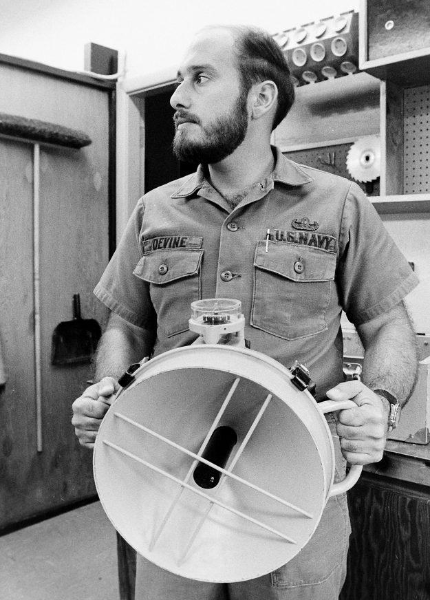 07/18/78 EOD Cliff McNair Jr. / Bremerton Sun