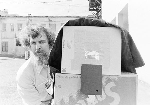 07/21/78 Pinhole Camera Ron Ramey / Bremerton Sun