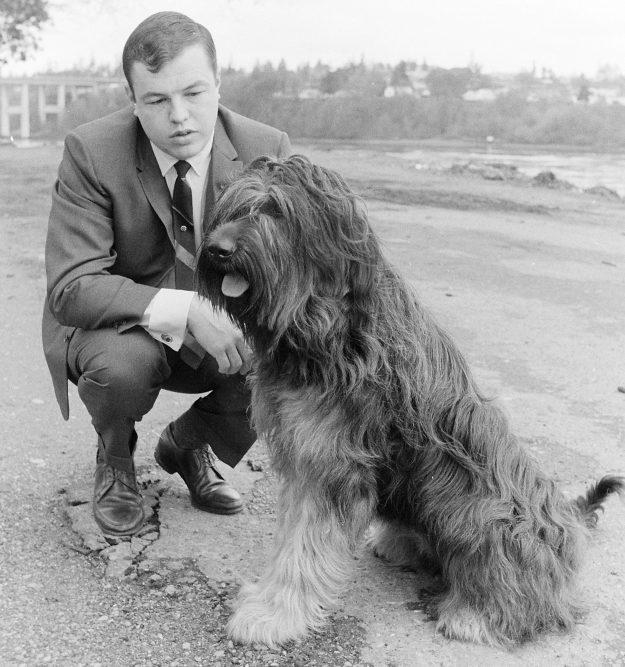 03/29/68 Gary Sexton And Dog