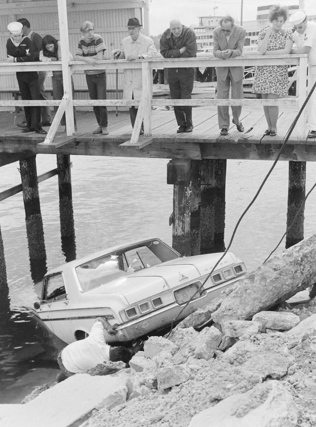 05/26/69 Car In Water