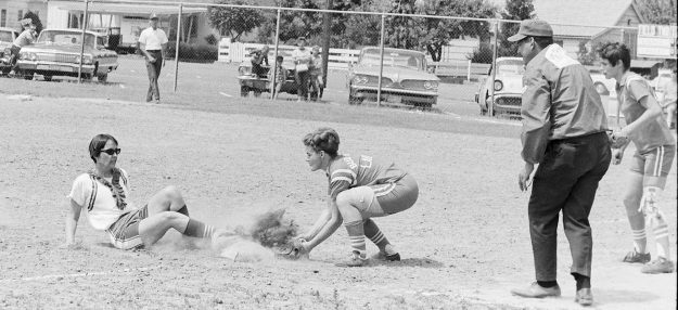 07/01/68 Womens Softball