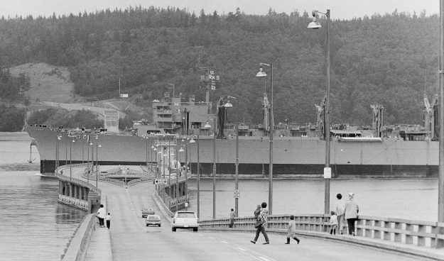 07/09/68 Sacramento Thru Hood Canal Bridge