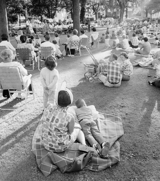 07/10/68 Family Night At Evergreen Park