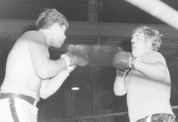 07/22/68 Boxing