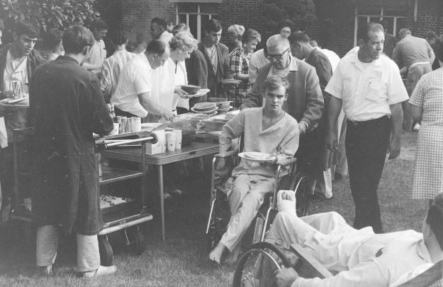 07/24/68 Naval Hospital BBQ