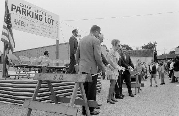 08/05/68 Parking Lot Opens