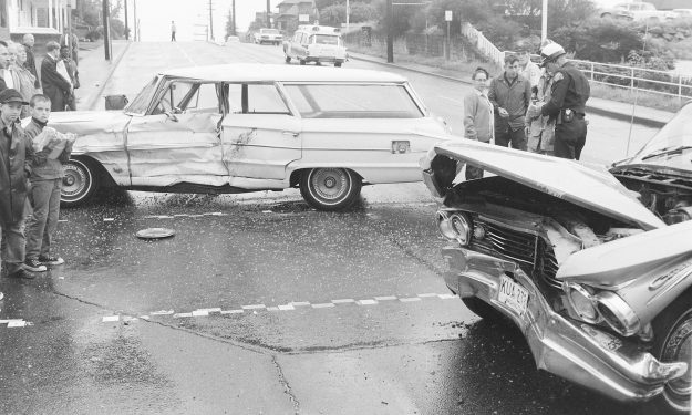 08/23/68 Accident 6th and Pacific