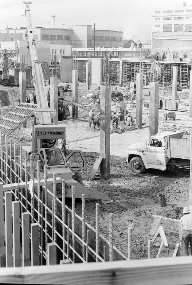 09/12/68 JC Penney Construction
