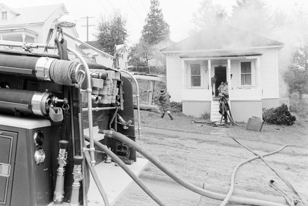 10-11-68 House Fire On 7th