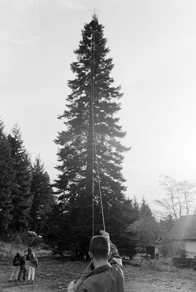11/23/68 Tracyton X-mas Tree Trim