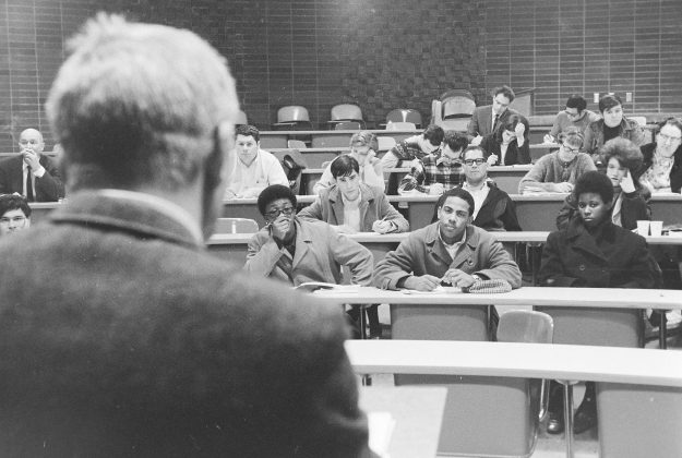 01/22/69 African American History Class at OC