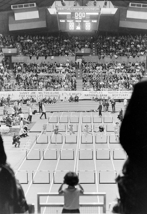 01/27/69 Seattle Track Meet