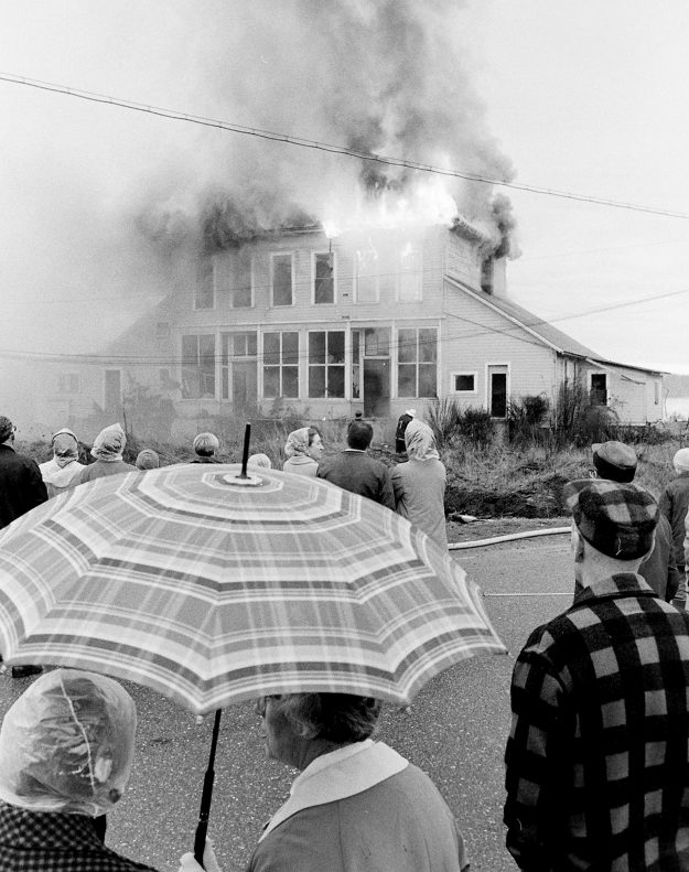12/16/68 Burning of Silverdale Hotel