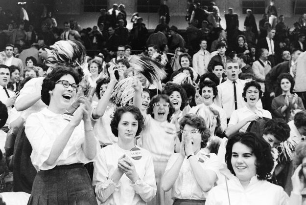 01/19/62 SK at West Basketball