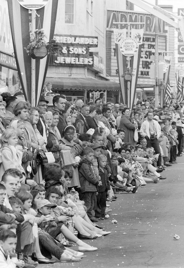 05/19/62 Armed Forces Day Parade