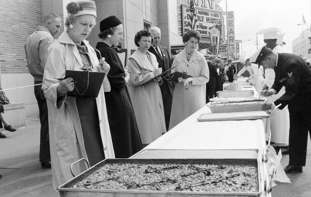 05/19/62 Armed Forces Baked Beans Contest