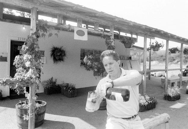 09/14/88 Thomas Kemper Marketing Steve Zugschwerdt / Bremerton Sun