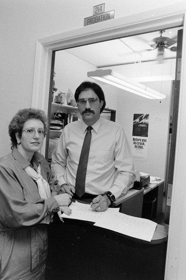 09/27/88 Jo Hatfield and Larry Price