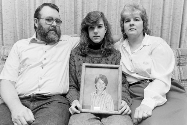 10/15/88 Suicide Victims Family