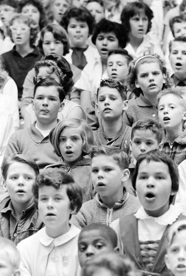 05/17/62 Elementary Chorus