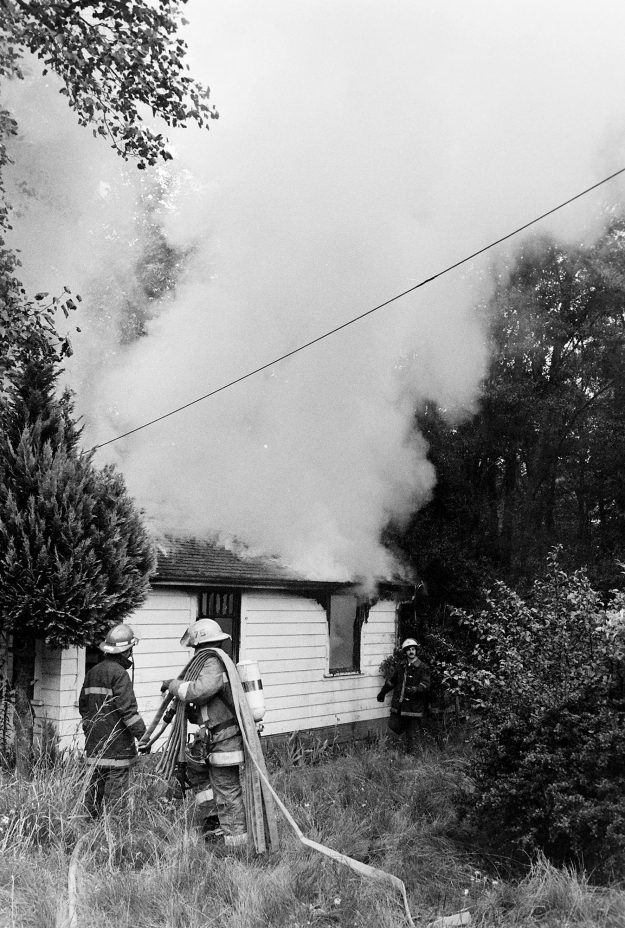 06/20/83 Gorst House Fire