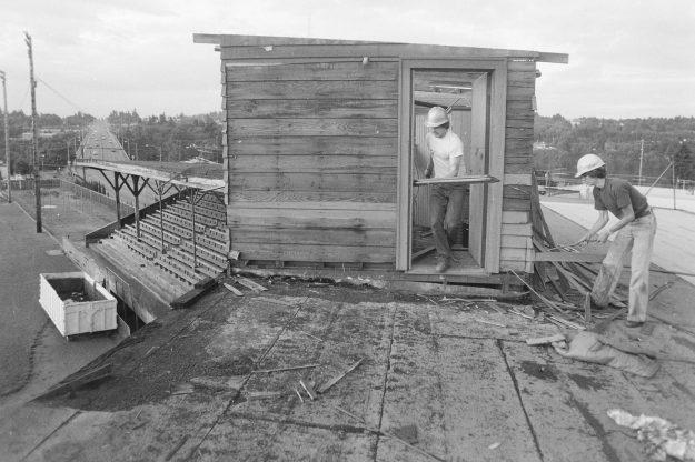 07/08/83 Roosevelt Field Demo Steve Zugschwerdt / Bremerton Sun