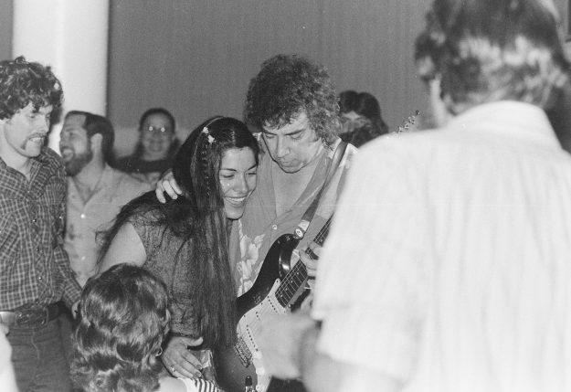07/11/83 Elvin Bishop Steve Zugschwerdt / Bremerton Sun