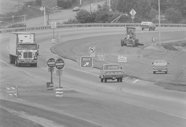 07/12/83 West Park Highway Steve Zugschwerdt / Bremerton Sun