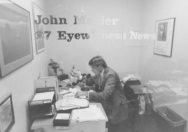07/17/83 KIRO News Steve Zugschwerdt / Bremerton Sun