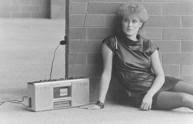 08/12/83 Fashion Theresa Aubin Ahrens / Bremerton Sun