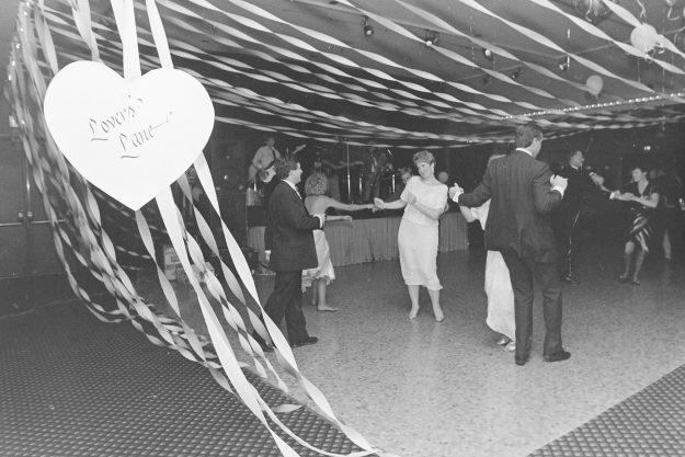 09/13/88 Charity Ball Theresa Aubin Ahrens / Bremerton Sun