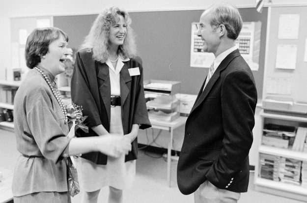 09/27/88 School Dedication-High School and West Hills