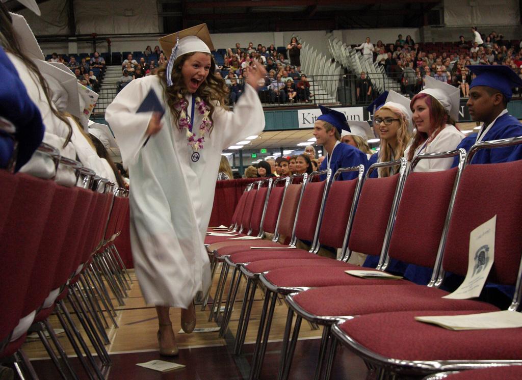 North Mason 2013 Graduation