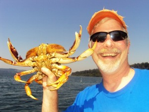 Crabbing-on-the-Hood-Canal-WA