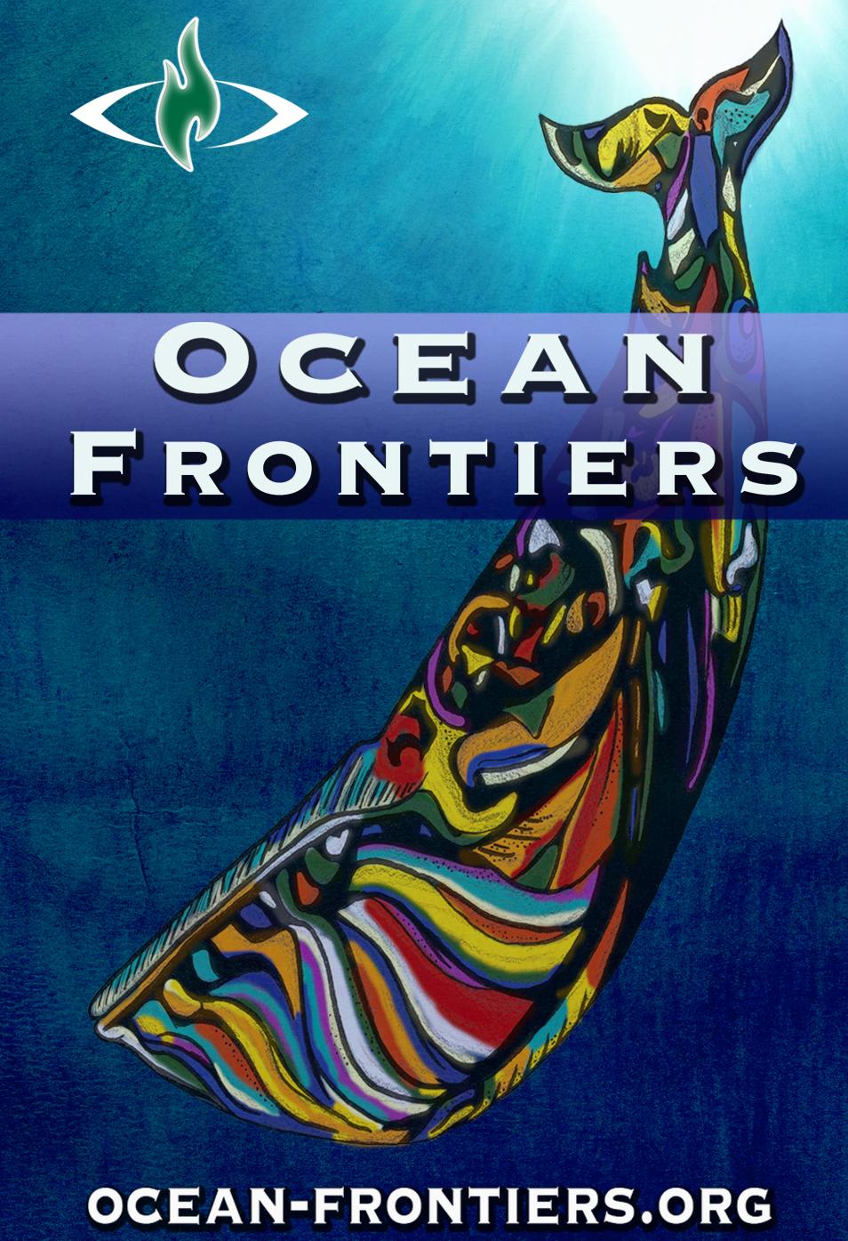 Ocean Frontiers logo courtesy of ocean-frontiers.org.