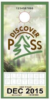 New pass design.