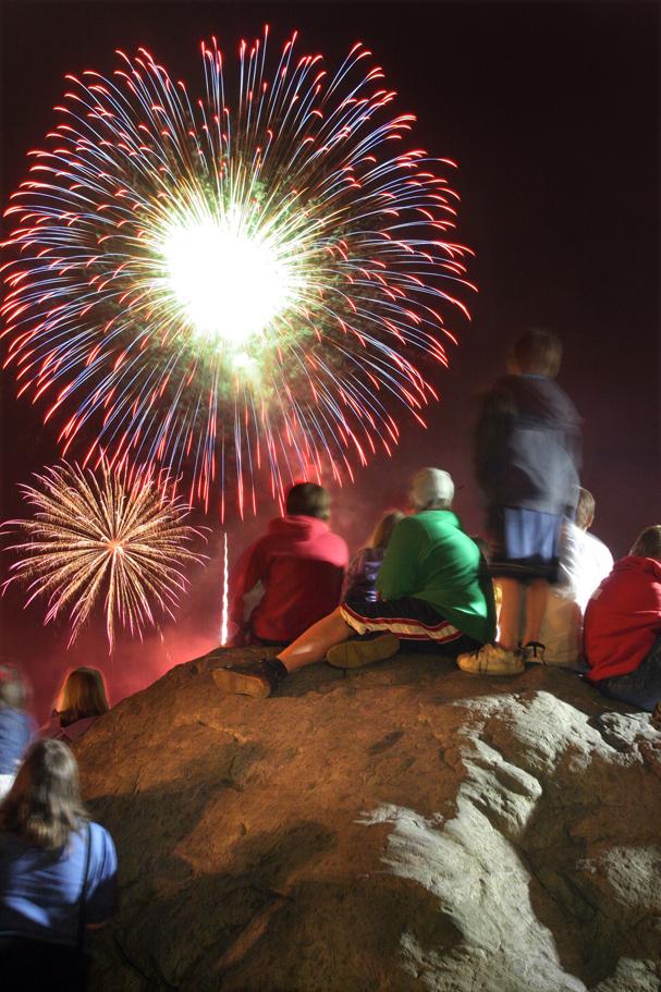 Poulsbo Fireworks