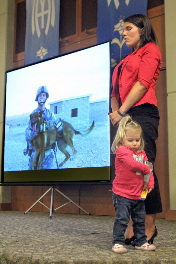 Navy honors heroes