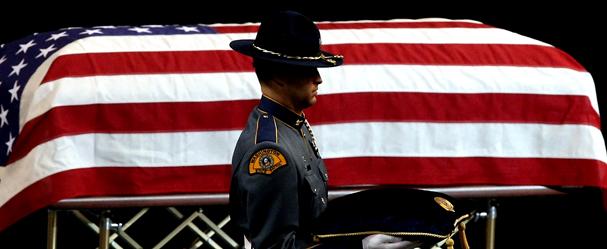 WA Trooper Killed