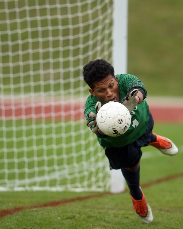 OC Mens Soccer vs Bellevue