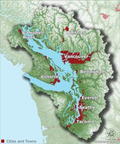 <em>Salish Sea watershed</em><small> EPA graphic</small>