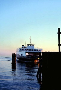 <small> Photo courtesy of Washington State Ferries</small>