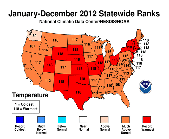 Source: National Climatic Data Center